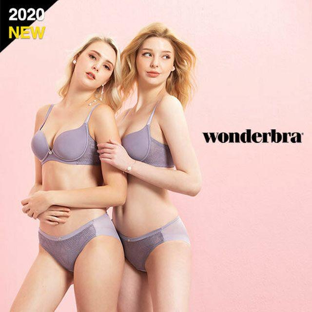 [2020봄최신상] 원더브라 노와이어 풀커버리지 브라팬티