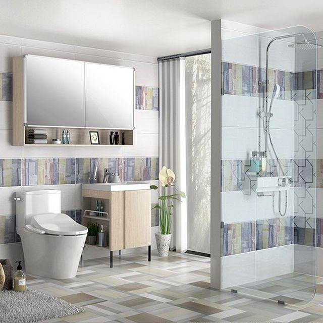 [계림바스] 유럽 감성 욕실 인테리어_미스틱&토파즈