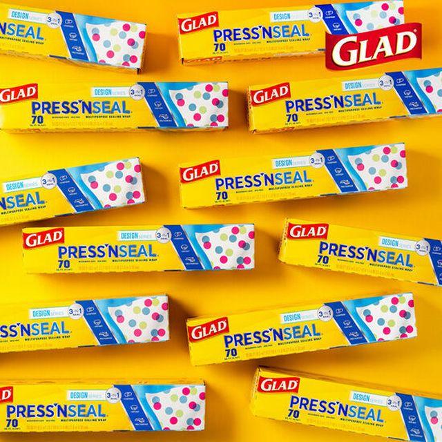 GLAD 글래드 매직랩 도트 디자인팩 12개