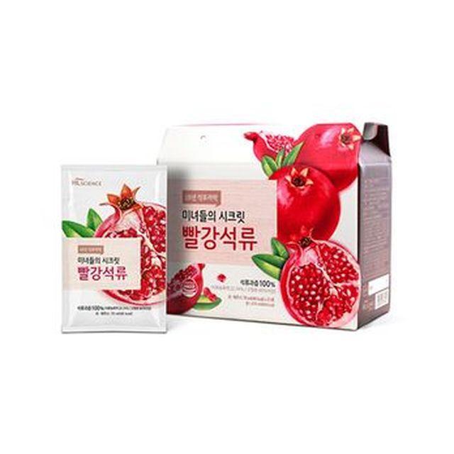 [TV]미녀들의 시크릿 빨강석류 6박스/126포+빨강석류 6박스/126포(개별배송)
