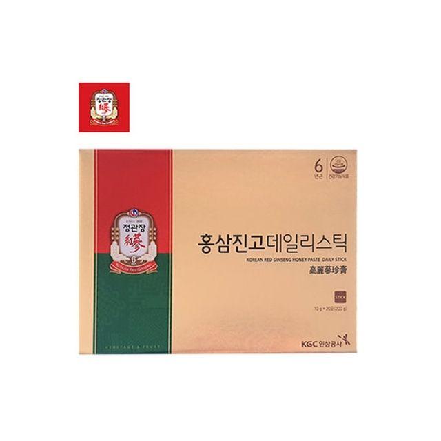 정관장 홍삼진고데일리스틱+홍삼담은석류스틱