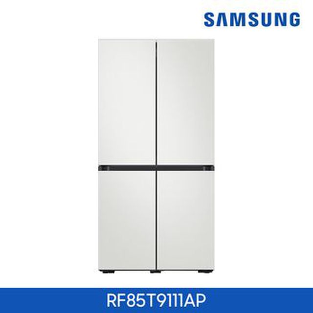 [TV]1등급 삼성 BESPOKE 냉장고(RF85T9111AP)+공기청정기+선풍기