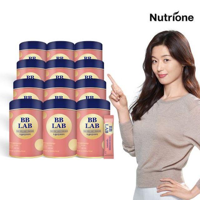 [전지현콜라겐] 더콜라겐파우더S 30포 x 12통(12개월분)