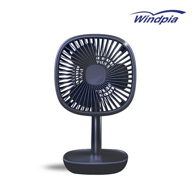 윈드피아 무선 휴대용 선풍기 WF-KAI (네이비)