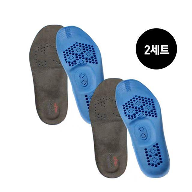 닥터유 바로풋 기능성 인솔 신발 깔창 2세트(남성/여성)