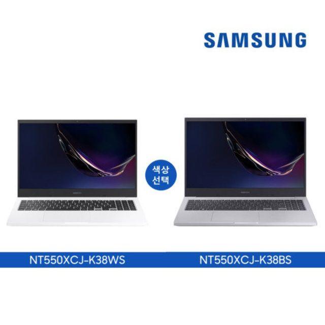 ○[고급팩] 삼성 노트북 Plus 39.6cm [NT550XCJ-K38BS/K38WS]