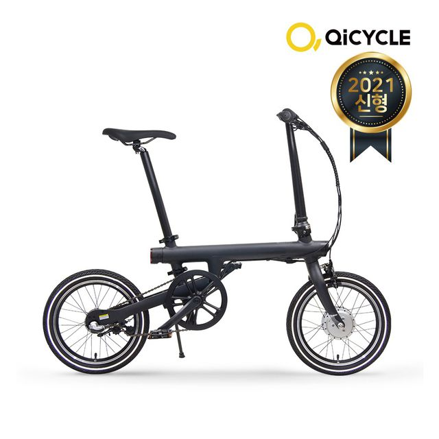 [론칭]2021년 신규 샤오미 치사이클 EF1 Plus 폴딩 전기자전거