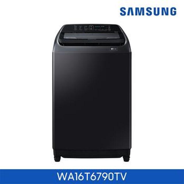 [TV]삼성 액티브워시 블랙 16Kg(WA16T6790TV)+삼성 공기청정기