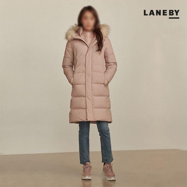 [LANEBY]19FW 구스다운 롱패딩 여성