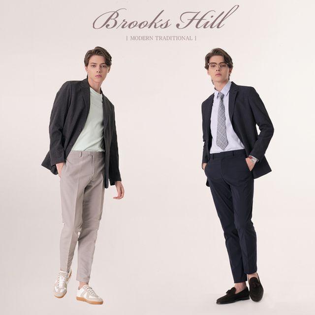 브룩스힐 2020 SUMMER 남성 에어메쉬 재킷 2종