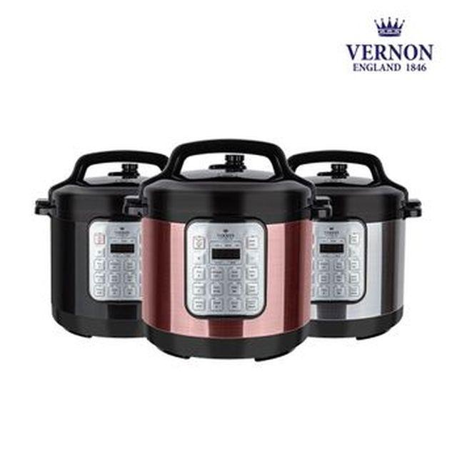 [국민카드5%할인]버논 베리굿 압력팟(VE-PC-6000)