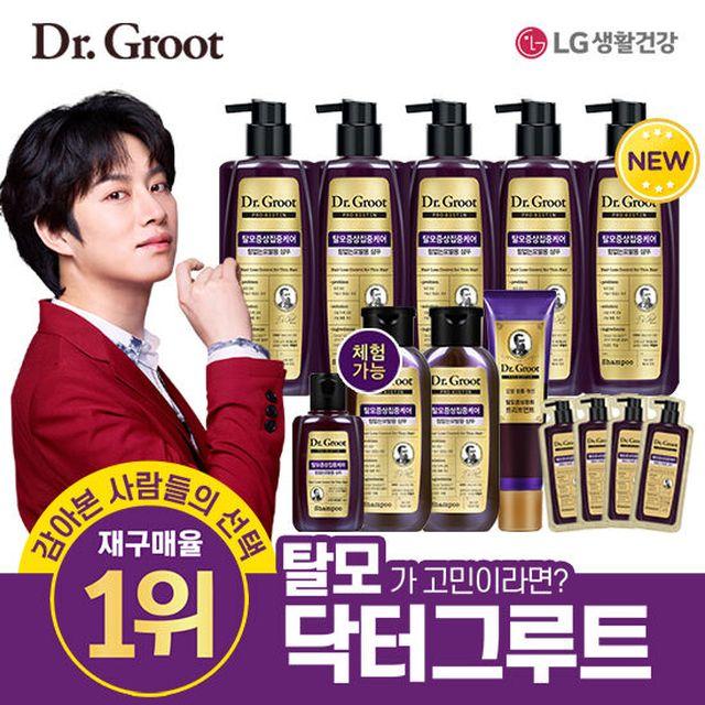 [닥터그루트] 프로비오틴 김희철 탈모샴푸