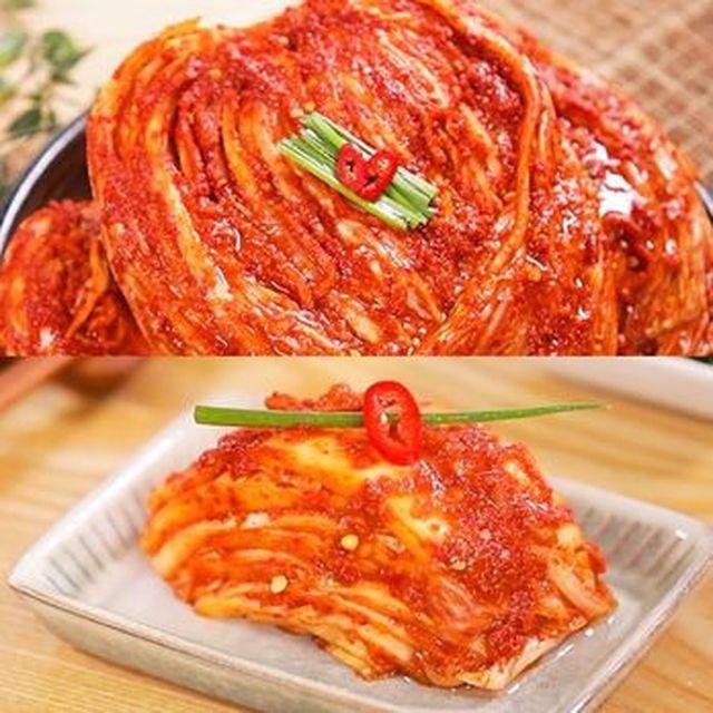 팽현숙 맛있는 옛날 포기김치 8kg+열무김치 2kg