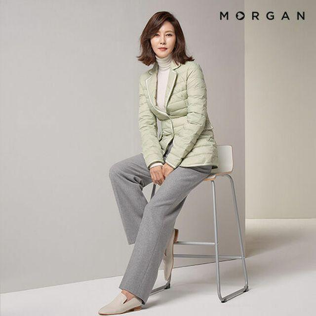 지금부터 초봄까지 활용도 만점 구스 재킷 [런칭가 99,000원]MORGAN 경량 구스다운 재킷