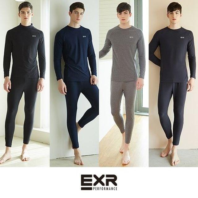 EXR 초특가! 기능성 웜 웨어 8종, 남성