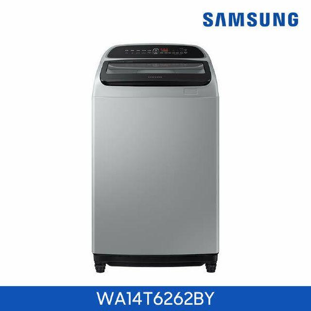 삼성 워블 세탁기 14kg [WA14T6262BY]