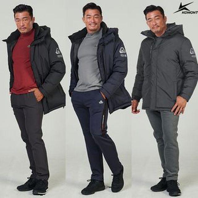 코몽트 남성 윈터 패딩점퍼
