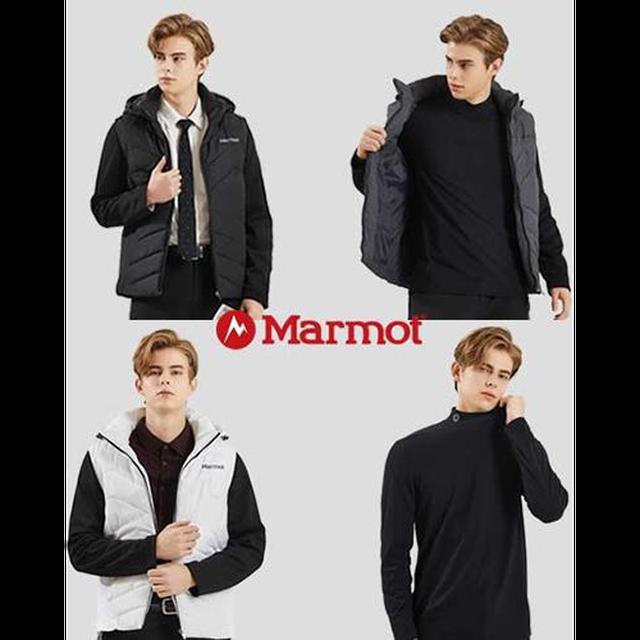 [20FW] 마모트 스윙재킷, 기모 상하의 3종 세트, 남성