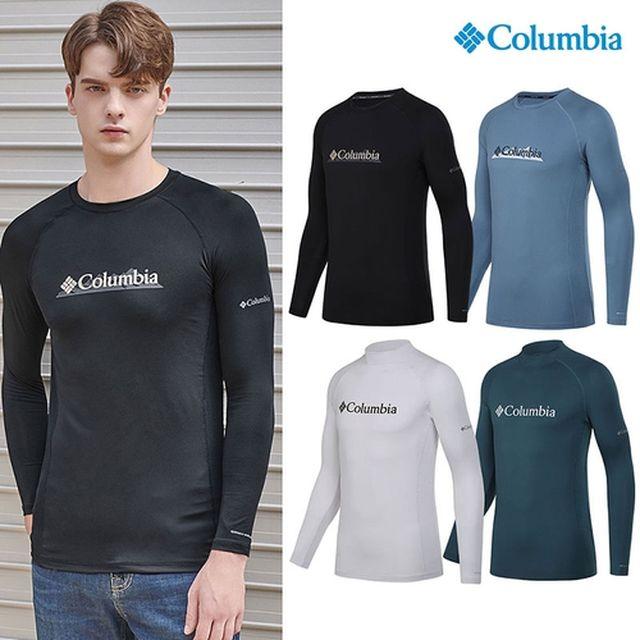 [컬럼비아] (초특가) (SK단독) 20년 FW  신상 남성 마운틴 테크 베이스레이어 패키지