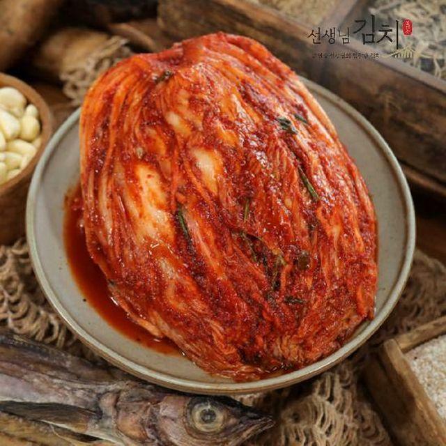 [현대5%할인]윤연숙 선생님 정갈한 포기김치 10kg (5kg x 2봉/box)