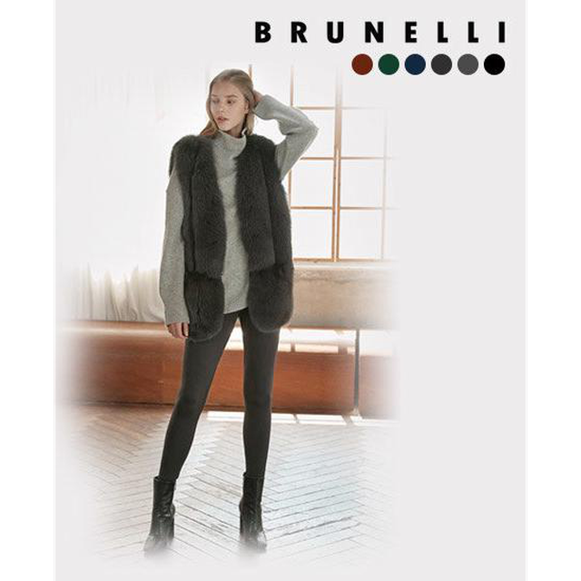[BRUNELLI]브루넬리 데일리 기모 레깅스 팬츠 6종