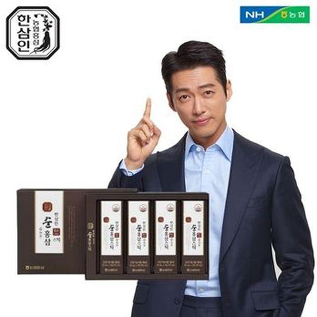 한삼인 순홍삼 스틱 9박스