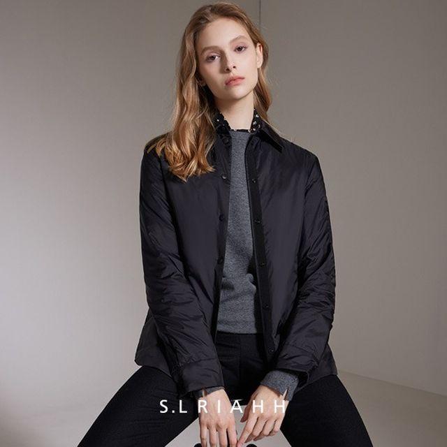 [신상공개]에셀리아 21Spring 구스다운 자켓