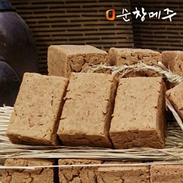 [100%국산콩] 순창 메주 장담그기 종합 세트
