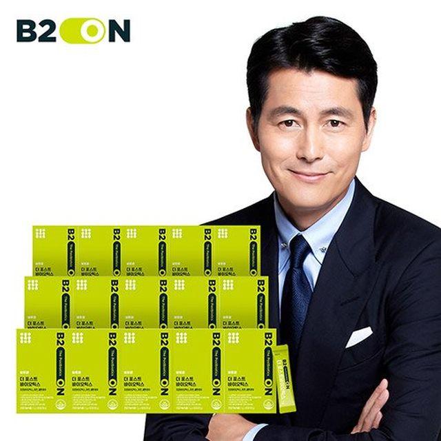 [정우성비투온] 포스트바이오틱스 15박스(15개월분)