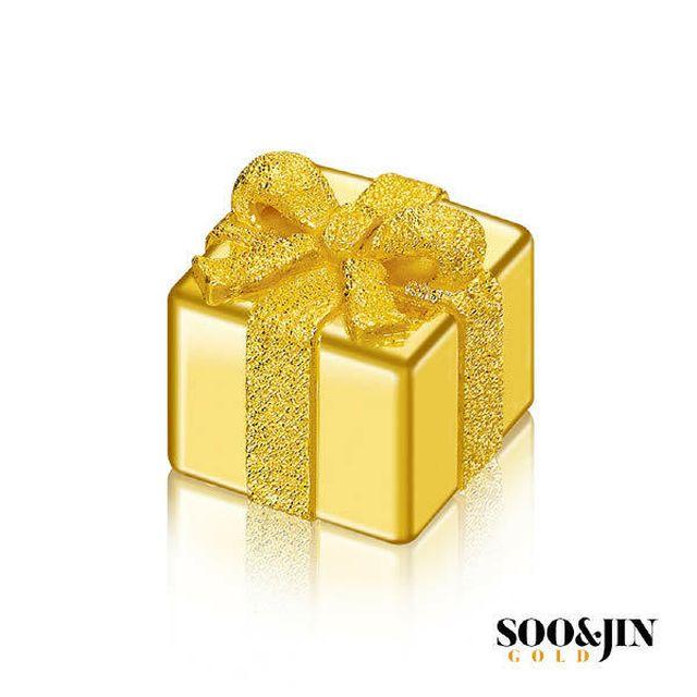 수앤진골드 24K 순금 선물상자 (37.5g)