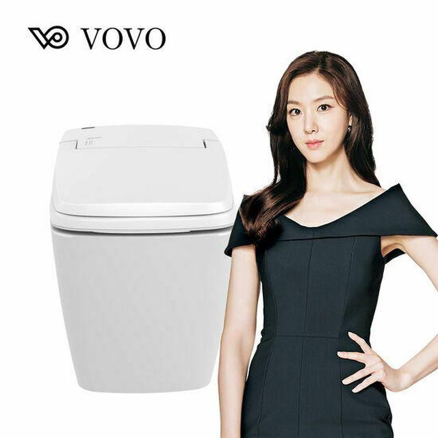 서지혜의 선택 [TV CF 동일모델] VOVO 일체형 스마트 최고급형 비데 상담예약
