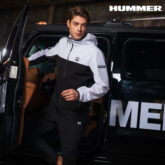 [US 퍼포먼스 스포츠 HUMMER] 험머 크로스오버 테크수트 4종 남