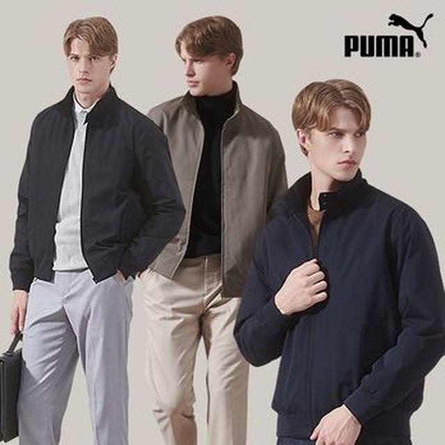 [국민카드5%할인]푸마 헤링턴 남성 코트