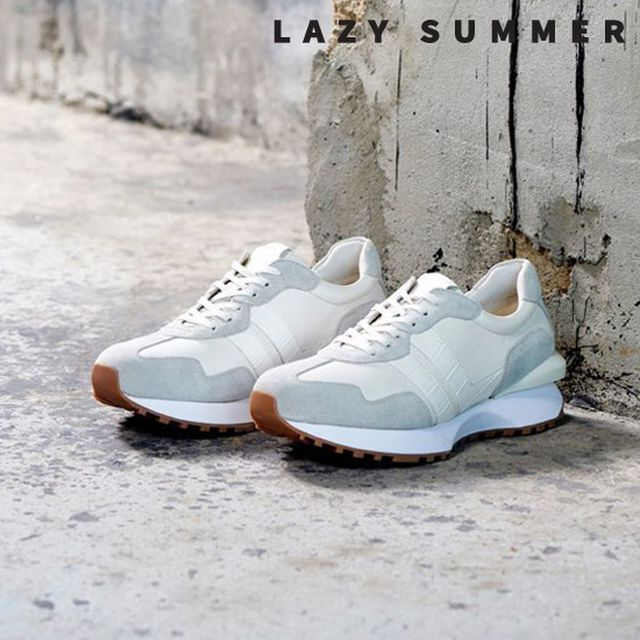[LAZY SUMMER] 21SS 에어범퍼 스니커즈 MEN