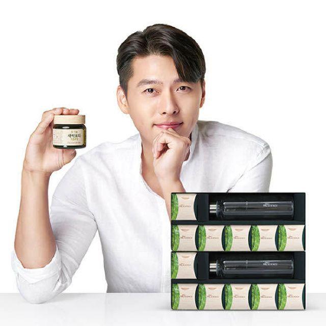 유기농 새싹보리 착즙분말 더블구성(30g*12병)+ 전용보틀+스푼