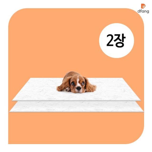 [CJ앱 10%적립] 1+1/강아지매트1위/소형견용 디팡 러그형 2장