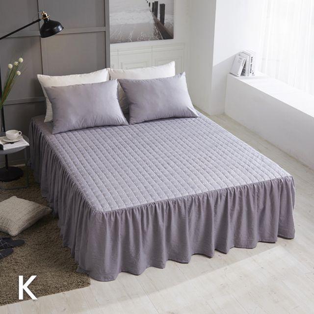 메리엔느 침대커버+패드 K