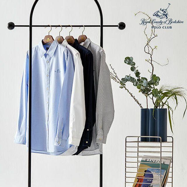 영국 감성 클래식 셔츠 4종 모두 론칭가 99,000원) RCB폴로클럽 남성 셔츠 4종 세트