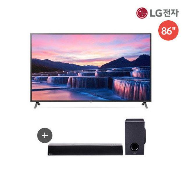 [86] LG 울트라 HD TV 217CM (86UN8900KNA)