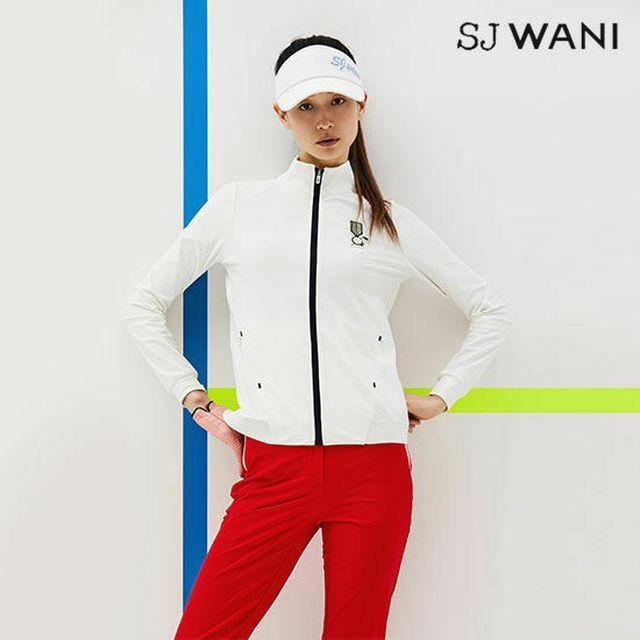 2021년 십주년 기념,손정완다운 여자의 골프웨어,기능성소재 [와니골프]SJ WANI GOLF 집업 재킷 1종