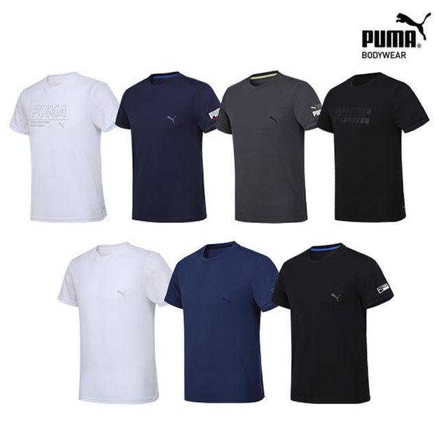[푸마] 에어 퍼팩트 모션 언더셔츠 7종 패키지