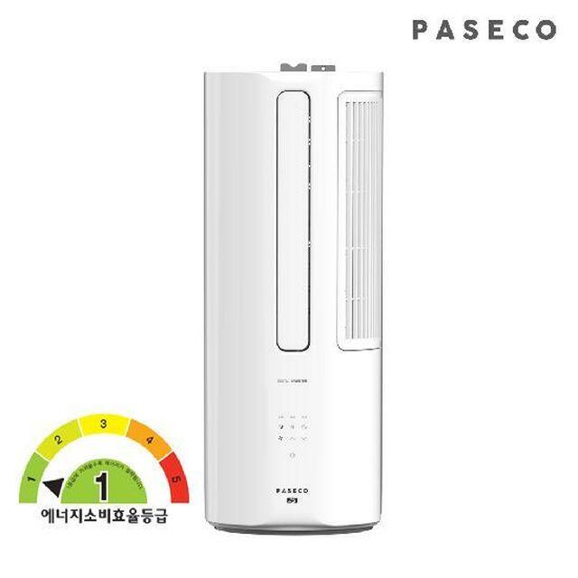 [카드 5%할인][파세코] 인버터 창문형 에어컨 2.5세대 PWA-3250W(에너지효율 1등급)