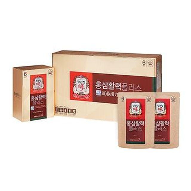 (무)정관장 홍삼활력플러스NEW 9박스/9개월분+쇼핑백 9장