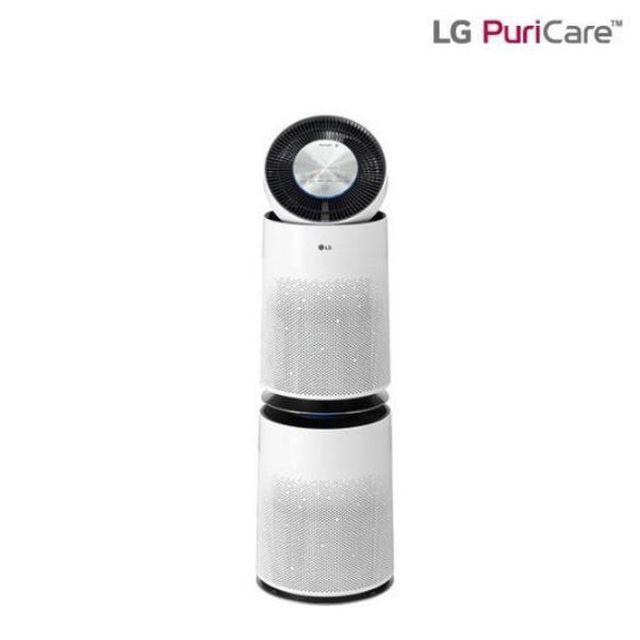 ○ [92.4㎡/28형] LG 퓨리케어 360 공기청정기 [AS280DWFC] + 무빙휠