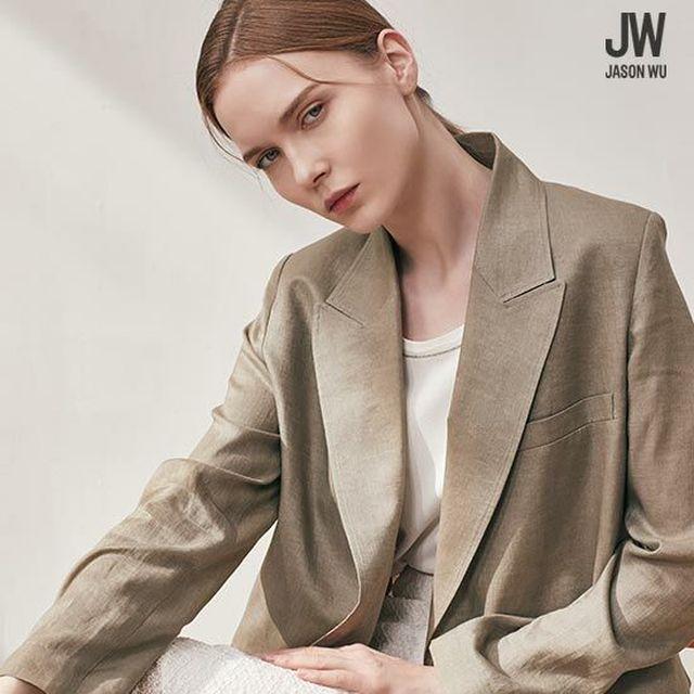 선기획특가,디자이너 제이슨우 최초 프렌치린넨100%재킷. [21SS최신상]제이슨우 프렌치 린넨100재킷