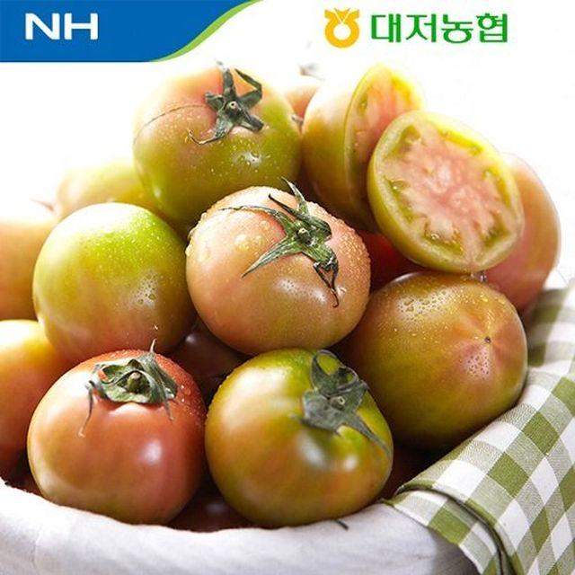[S,2S 사이즈] 대저토마토 4kg (2kgX2박스)