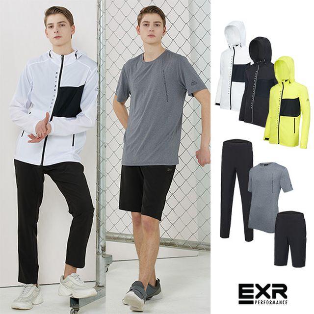 EXR 21SS 썸머트랙수트 4종 남자