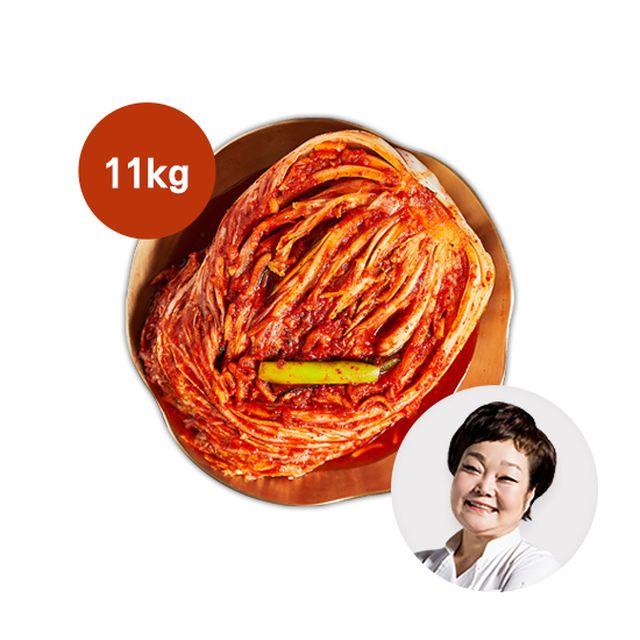 빅마마 이혜정의 맛있는 포기김치 11kg