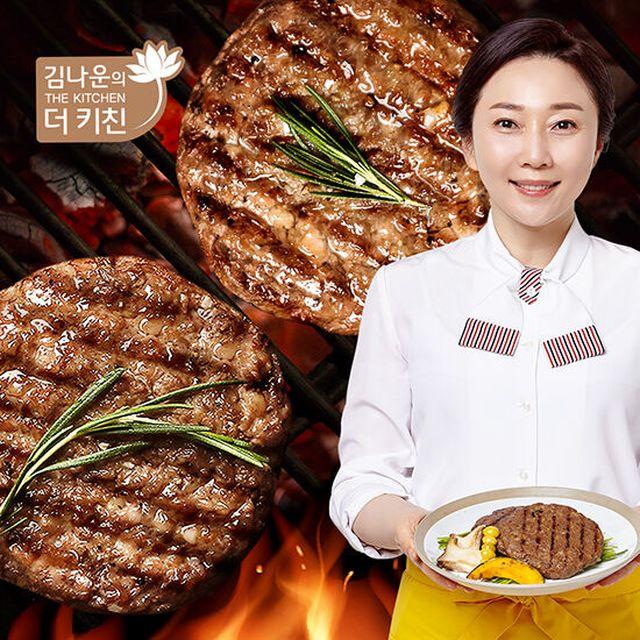 김나운더키친 떡갈비명작 31팩 62장