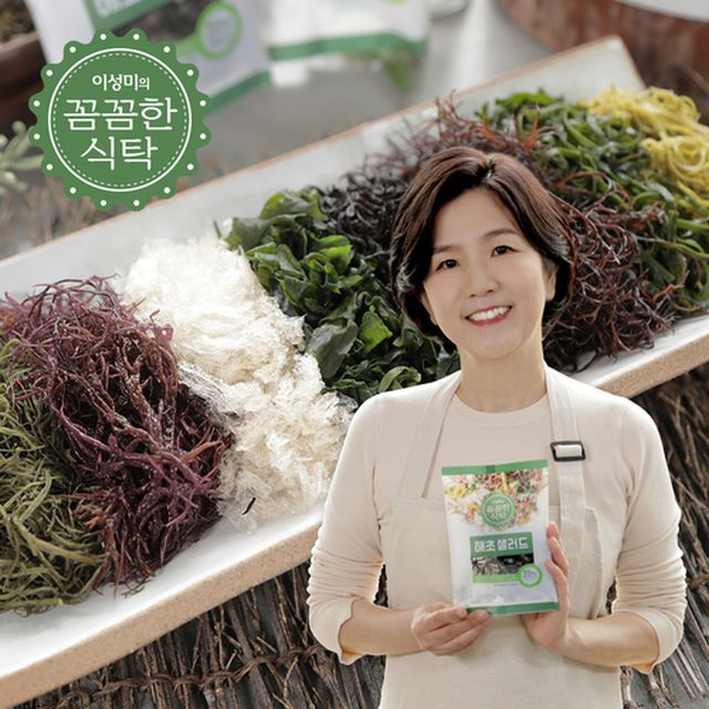 [이성미의꼼꼼한식탁] 이성미의 꼼꼼한 해초 샐러드 30봉